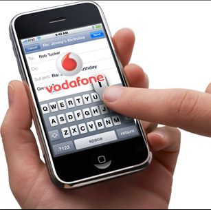 iPhone Hotspot con Vodafone