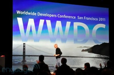 WWDC 2011 LIVE: iPhone 5, uscita rimandata definitivamente e niente iPhone 4S