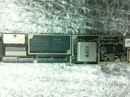 iPad 3: fonti cinesi mostrano il processore A5X