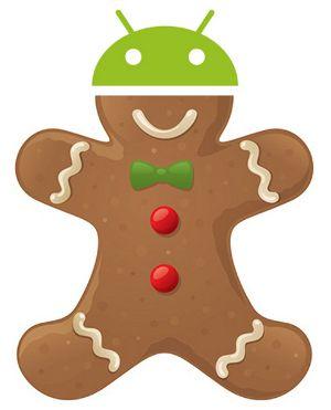 Android 2.3 Gingerbread arriva il 15 Novembre 2010