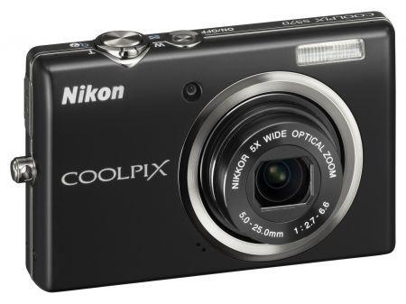 Nikon Coolpix S570: fotocamera compatta per tutti come idea natale