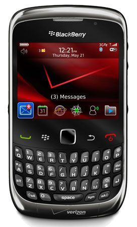 BlackBerry Curve 3G: disponibile con Wind