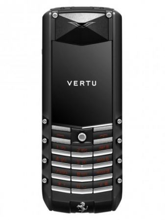 Vertu Ascent Ferrari GT: cellulare di lusso dedicato alla Ferrari 458 Italia