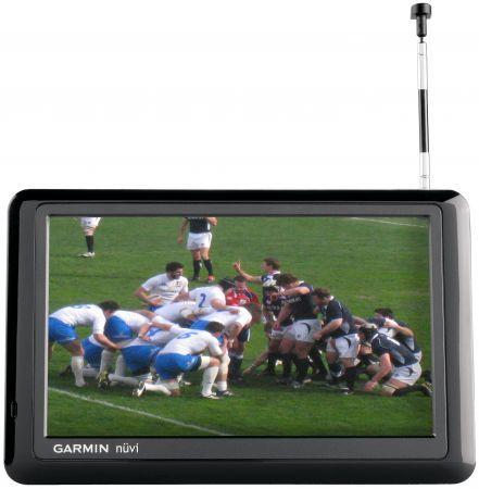 Garmin nüvi 1490TV: navigatore satellitare con ricevitore per il digitale terrestre
