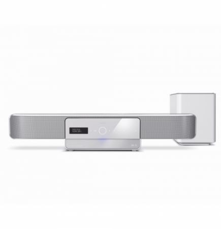 Philips SoundBar HTS8161B: sistema home theater senza fili per Natale