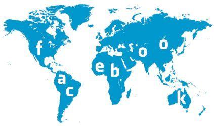 Facebook: 1 miliardo di utenti nel 2011