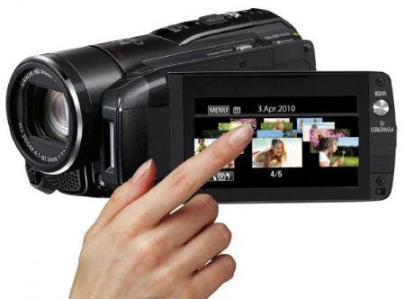 Canon LEGRIA HF M32: videocamera compatta con memoria da 64GB