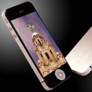 iPhone Diamond Rose Edition: l'iPhone 4 più costoso al mondo