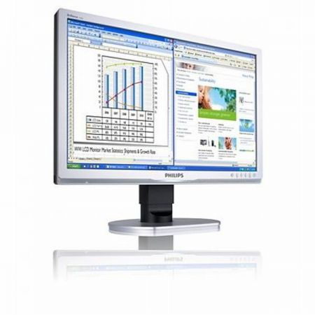 Monitor LCD Philips 240B1CS per l'utenza business