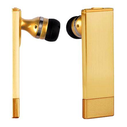 Natale 2008: auricolare bluetooth in oro a 24 carati a soli 79 euro !