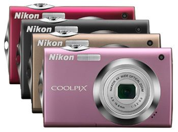 Nikon Coolpix S4000: fotocamera digitale colorata per lei come idea regalo