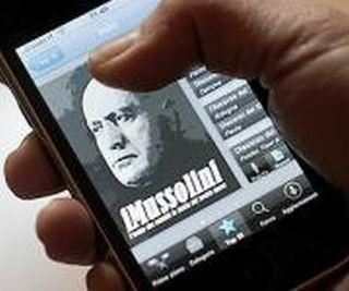 iMussolini è stata rimossa: violerebbe il copyright sul materiale