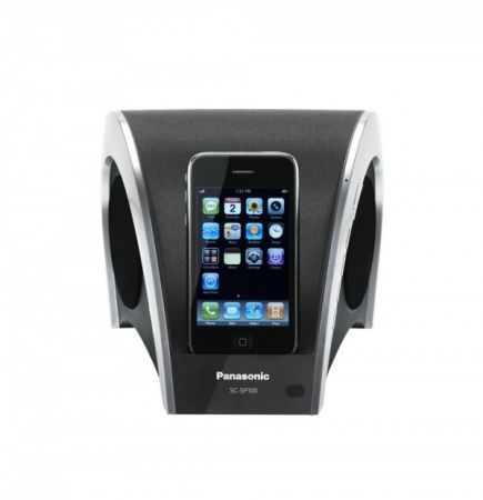 Panasonic SC-SP 100: docking station per iPhone come regalo di natale