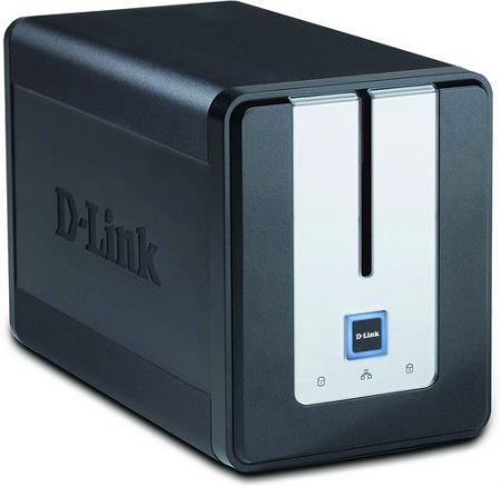 D-Link DNS-323: dispositivo per l'archiviazione digitale come regalo Natale