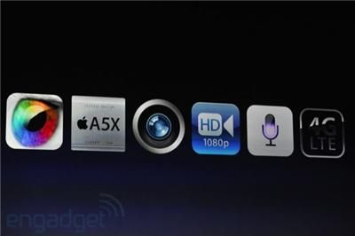 Nuovo iPad, scheda tecnica ufficiale del tablet Apple