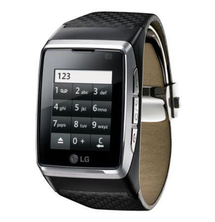 LG Watch Phone: orologio da polso che diventa cellulare come idea Natale