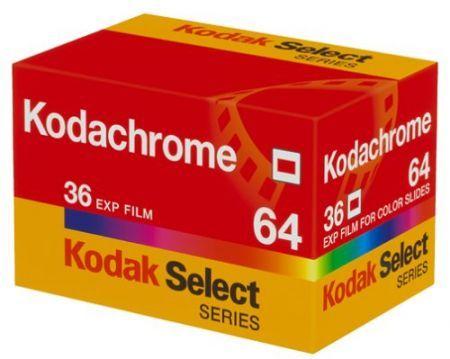 Kodak KODACHROME: la vecchia pellicola a colori va in pensione