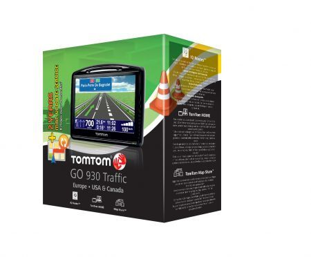 TomTom GO 930 Traffic edizione limitata: 2 anni aggiornamenti gratis