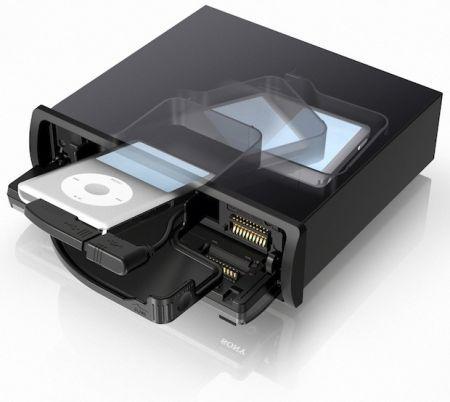 Sony Xplod DSX-S100: lettore digitale per auto