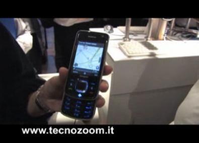 Video Nokia 6210 Navigator