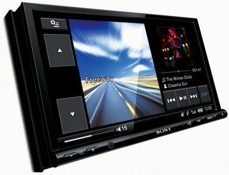 Sony XAV-70BT e XAV-60: sintolettori multimediali per auto