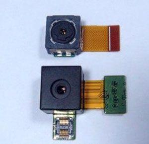 Sensori Samsung 8 Megapixel