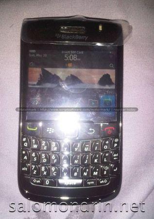 BlackBerry 9780 nome in codice Onyx Delta si mostra