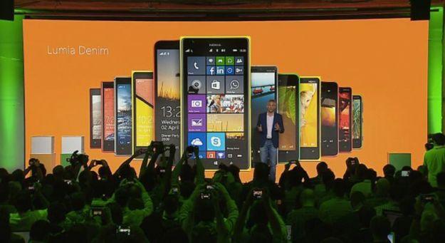 Aggiornamento Lumia Denim per Nokia Lumia: uscita e novità