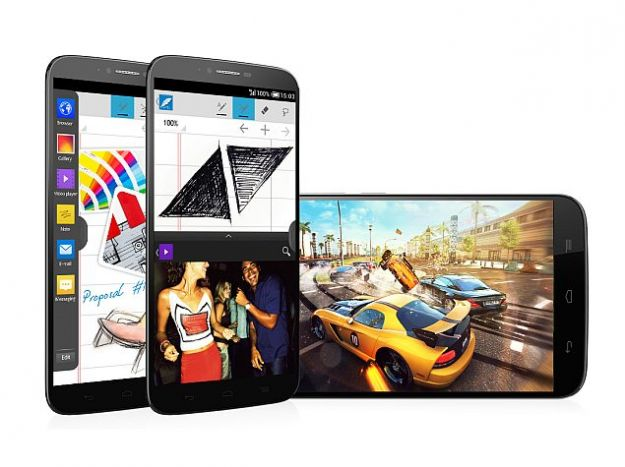 Alcatel One Touch Hero 2+, phablet con Cyanogen OS