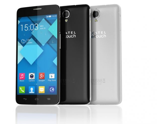 Alcatel One Touch Idol X+: il gigante octa-core al CES 2014