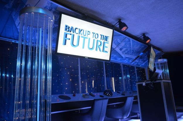 Backup to the future presentazione