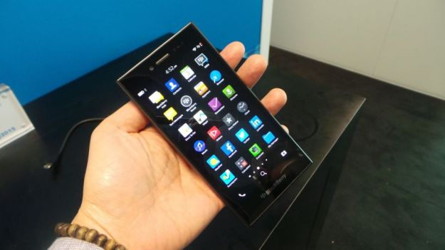 BlackBerry Leap in Italia