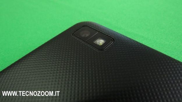 Blackberry Z10 fotocamera digitale