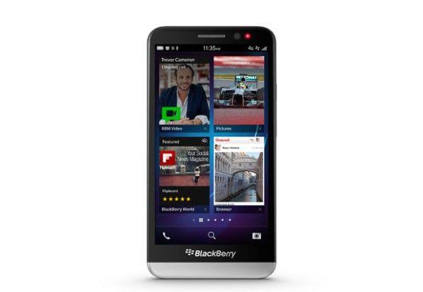 Blackberry Z30: scheda tecnica e uscita del phablet [VIDEO]