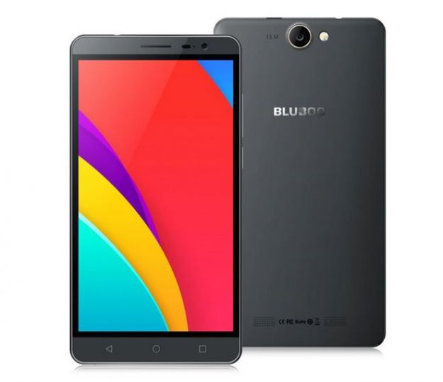 Bluboo X550, smartphone Android Lollipop con super batteria