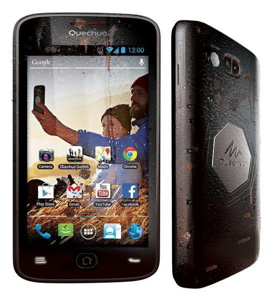 Decathlon Quechua Android phone