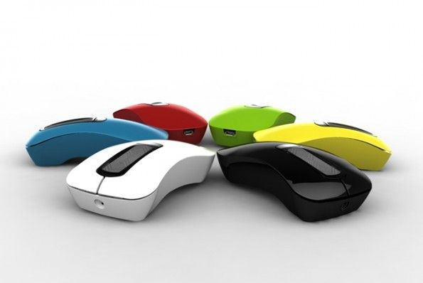 EGO! Smartmouse un computer nascosto in un mouse [VIDEO]