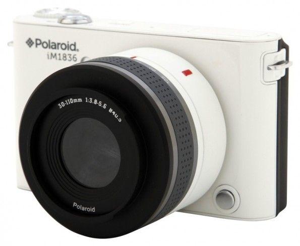 Fotocamera Polaroid mirrorless con Android al CES 2013 [FOTO]