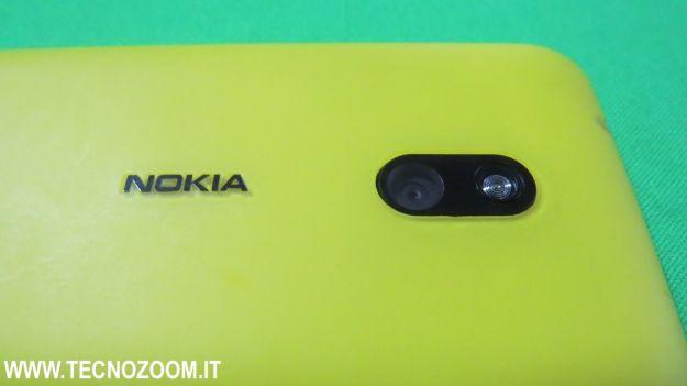 Fotocamera digitale di Nokia Lumia 620