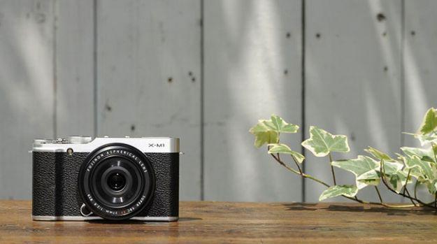 Fujifilm X M1