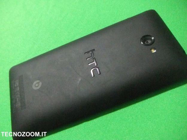 HTC 8X retro