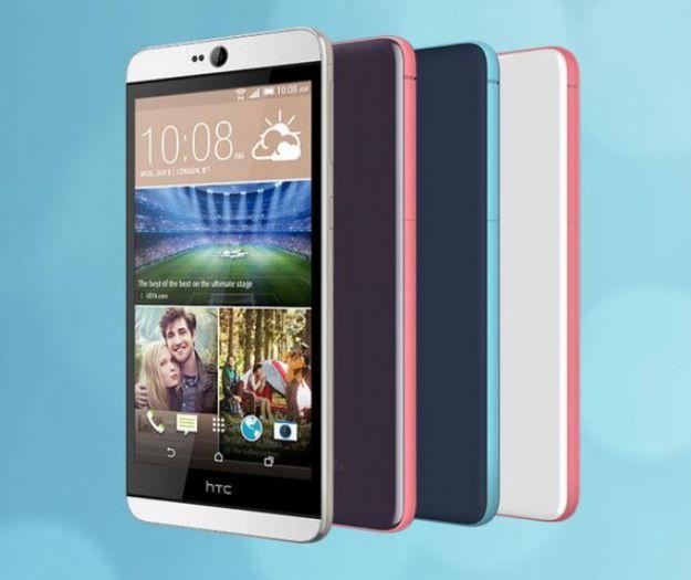 HTC Desire 320 scheda tecnica