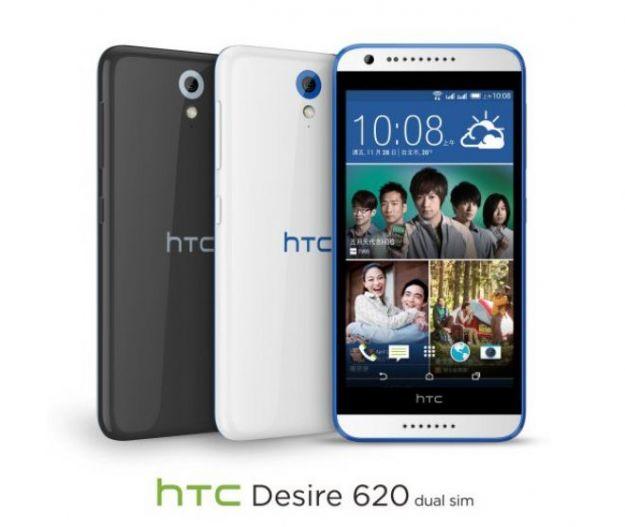 HTC Desire 620 uscita in Italia