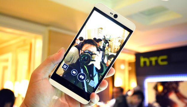 HTC Desire 826: schermo da 5,5″ e fotocamera frontale UltraPixel