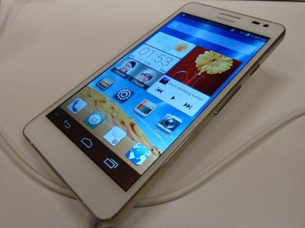 Huawei Ascend D2 phablet Quad-core