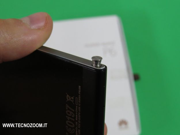 Huawei Ascend P6 jack