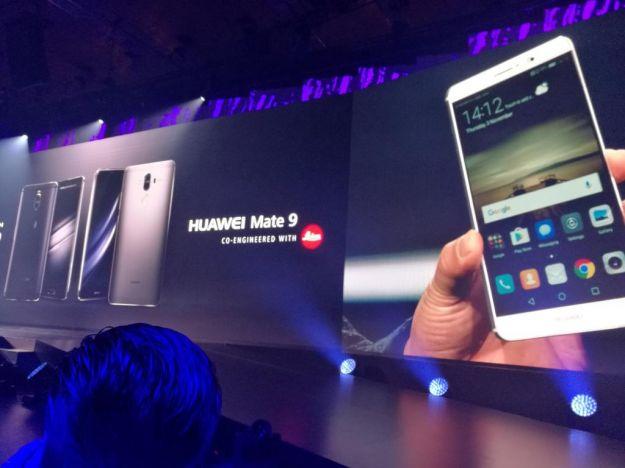 Huawei Mate 9: