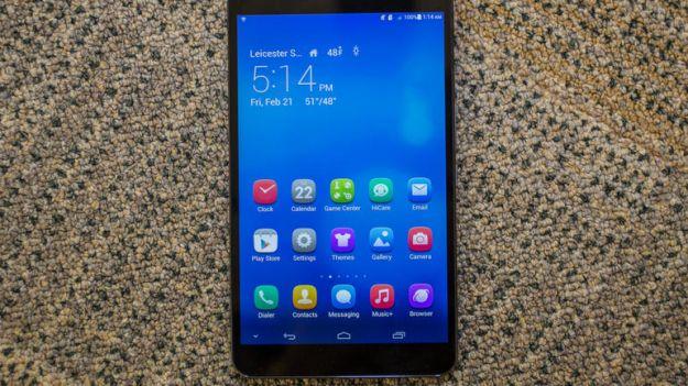 Huawei MediaPad X2 scheda tecnica
