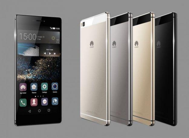 Huawei P8 Lite in Italia
