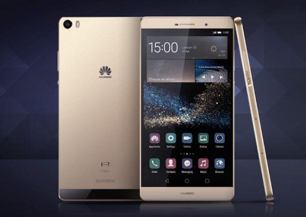 Huawei P8 Max, enorme schermo da 6,8″ Full HD